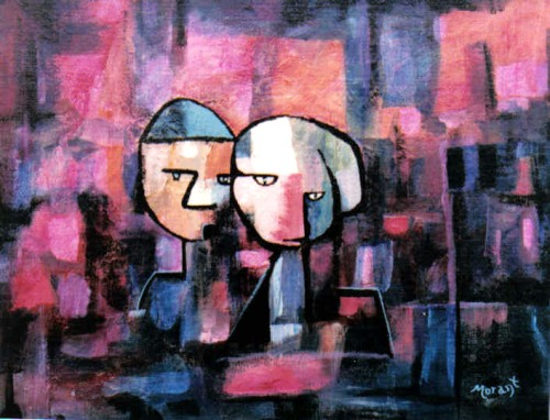 Descendants of Mr. Klee.
